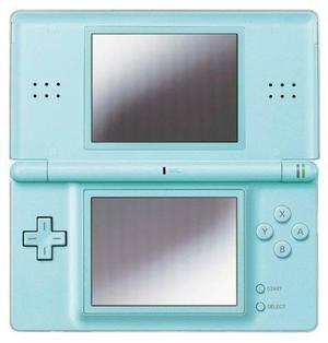 Nintendo Ds Lite Esmalte Azul (versión De Japón)