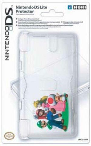 Nintendo Ds Lite Protector - Super Mario Versión