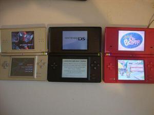 Nintendo Ds Lite Sin Detalles