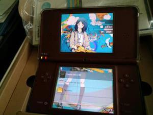 Nintendo Dsi Xl Con Juegos Y R4
