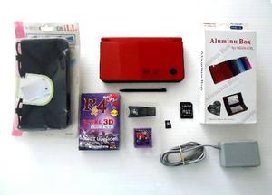 Nintendo Dsi Xl Edición 25 Aniversario - Equipada