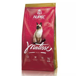 Nupec Matisse 3kg Alimento Gato Adulto Super Premium