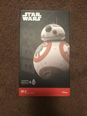 Oferta Bb-8 Sphero Star Wars Droid Nuevo Envio Gratis