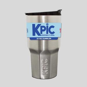 Paquete 2 Kpic 30oz Tumbler Tapa Spill Proof, Tipo Ozar Rtic