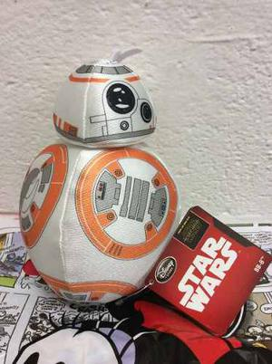 Peluche Bb-8 Astromech De Star Wars Exclusivos De Disney