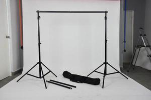 Portafondos Ligero Para Estudio Fotográfico