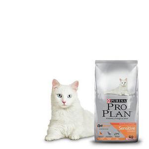 Proplan Cat Sensitive Skin Alimento Para Gato 3kg Petguru