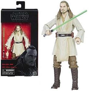 Qui Gon Jinn Qui-gon Jinn Black Series Star Wars Jedi