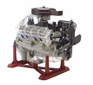 Revell Visible V-8 Motor De 1: 4 Escala