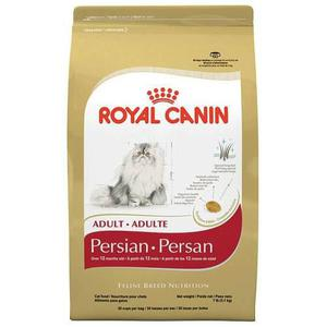 Royal Canin Gatos Persian Adulto 3.18 Kg Alimento Gato