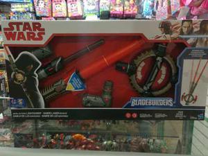 Sable De Luz Star Wars Hasbro Bladebuilders