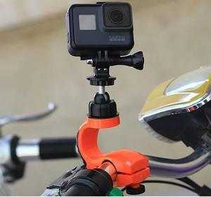Soporte Holder Gopro Camara Manubrio Bicicleta Motocicleta
