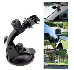 Soporte Holder Ventosa Auto Gopro/camara C/adaptador