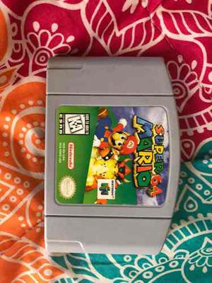 Súper Mario 64 Nintendo 64 N64