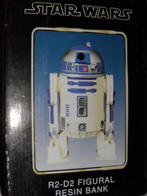 Star Wars Alcancia De R2d2 Original Neca Nueva