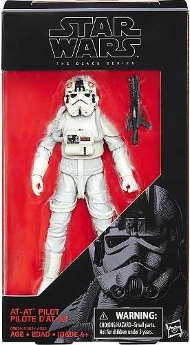 Star Wars At At Driver #31 The Black Series 6 Nuevo Sellado