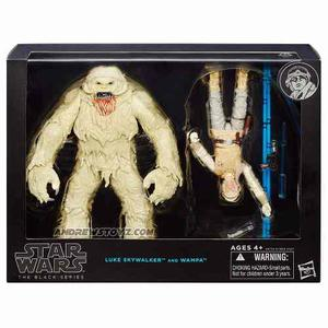 Star Wars Black Series 6 Luke Skywalker Y Wampa
