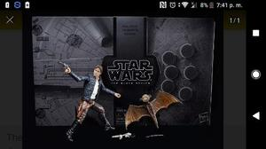 Star Wars Black Series Han Solo Bespin Sdcc