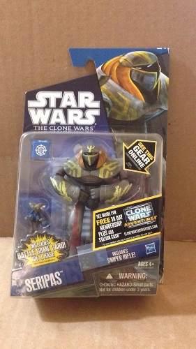 Star Wars Clone Wars Seripas Cw61