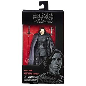 Star Wars Figura De Acción Black Series, Kylo Ren