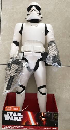 Star Wars First Order Stormtrooper Gigante