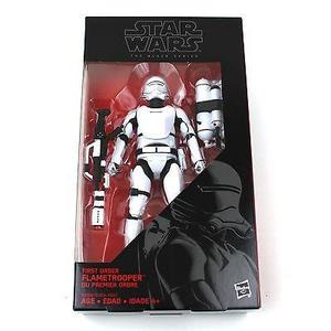 Star Wars Flametrooper #16 The Black Series 6 Nuevo Sellado