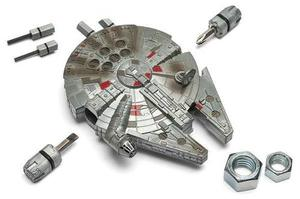 Star Wars Millennium Falcon Kit Herramientas Multiples Nuevo