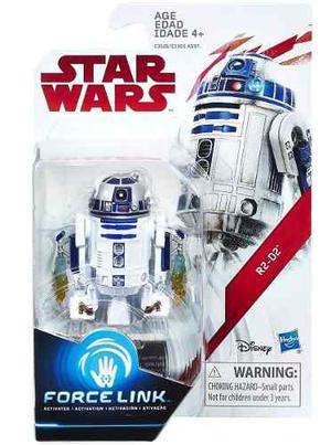 Star Wars R2 D2 Force Link Hasbro