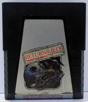 Star Wars Return Of The Jedi Atari 2600 Retromex Tcvg