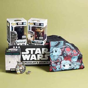 Star Wars Smugglers Bounty Rogue One Darth Vader Erso Funko