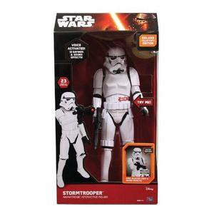 Star Wars Stormtropper De 16 Pulgadas Electronico Y Luz