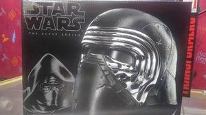 Star Wars The Black Series Kylo Ren Helmet Envio Gratis!!!
