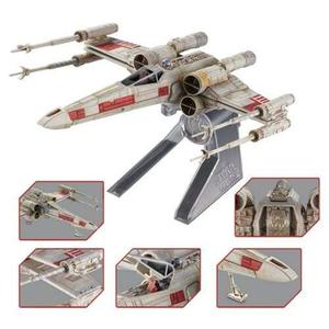 Star Wars X-wing Episodio Iv Hot Wheels Elite Nuevo !!!
