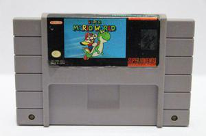 Super Mario World Snes Consolas De Luigi