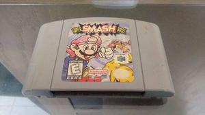 Super Smash Bros Para Nintendo 64,funcionando Perfectamente