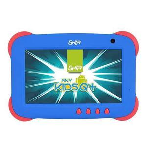 Tablet Ghia Kids Android Tableta Uso Rudo Niños Varios