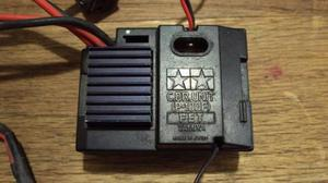Tamiya Receptor 27 Mhz, Con Variador De Velocidad Integrado