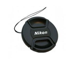 Tapa Lente Nikon 52mm Af-s 18-55mm D3100 D3200 D3300 D3000