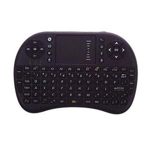 Teclado Inalámbrico Con Mousepad Para Smart Tv Android Pc