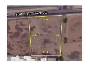 Terreno en venta al poniente de Hermosillo en a Quinta