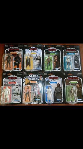 Wave 2 Y 3 Star Wars Vintage Collection
