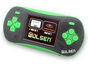 Wolsen 2.5 Lcd Juego Electrónico De Bolsillo Portátil De