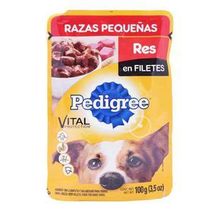 Alimento Para Perro Pedigree Res Adulto Razas Pequeñas 100