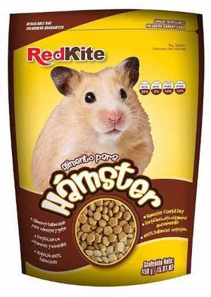 Alimento Hamster 450 Gr Red Kite