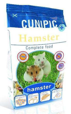 Alimento Para Hamster Cunipic Envio Gratis 800gr