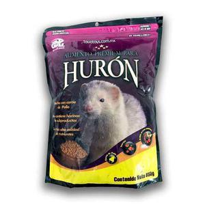 Alimento Premium Huron Mustelidos Redkite 850 Grs Fl4005