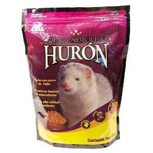 Alimento Premium Para Huron 850g Gal Oferta