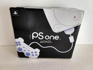 Consola Psone Ps1 Psx Nuevo Sellado De Fabrica De