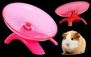 Disco Ejercitador Chico 12.5cm Diam. Para Hamster Y Roedor