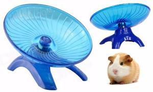 Disco Ejercitador Grande 18cm Diam. Para Hamster Y Roedor